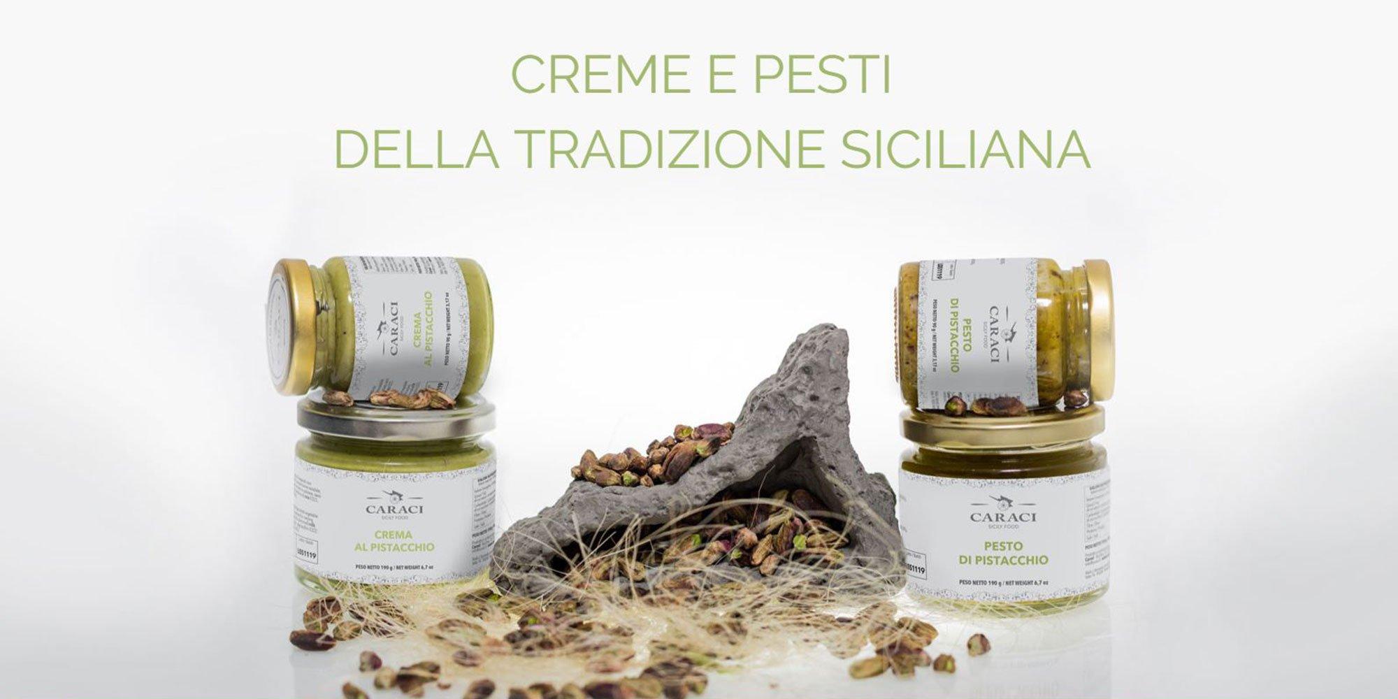 Portfolio Clienti | Caraci Sicily Food - Bronte (pistaccio)